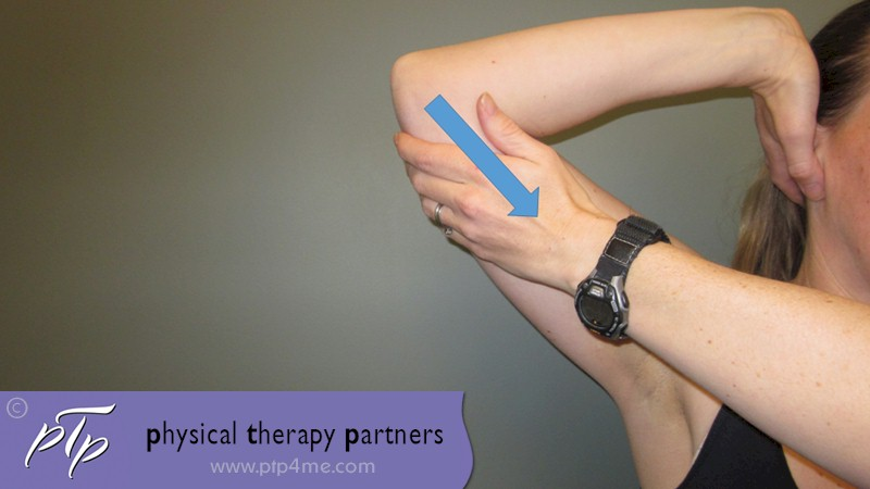 Self Massage to Aid in Lymphatic Drainage